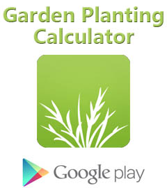 Check Out My New App – Garden Planting Calculator